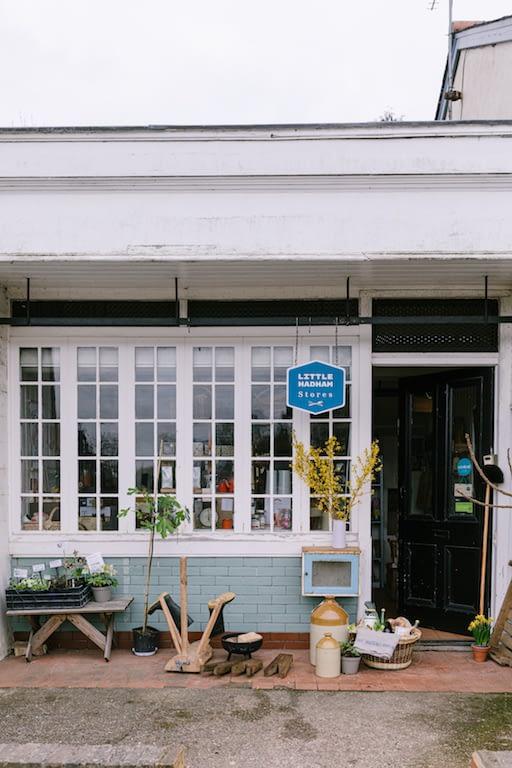 Little Hadham village stores in Hertfordshire