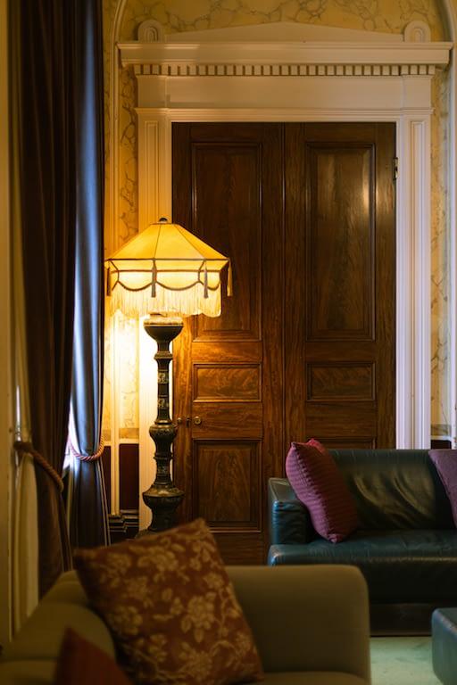 Interiors of Ickworth Hotel