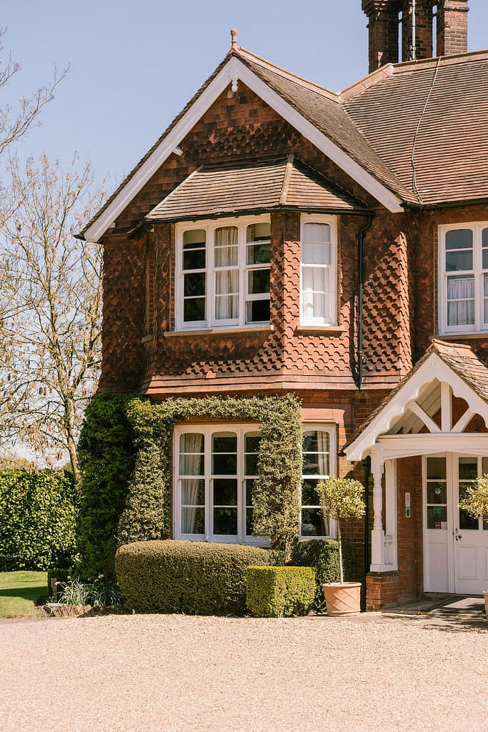 Grade II listed country house in Hitchin