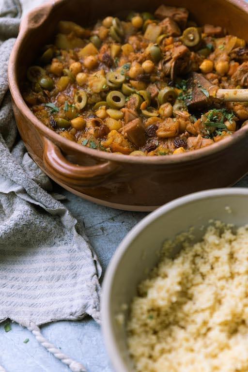 root vegetables tajine easy recipe